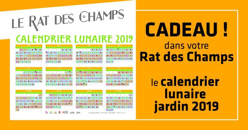 Calendrier Jardinage Lunaire 2019.Teoola Annonce Du 07 02 19 11 20 Le Calendrier Lunaire 2019